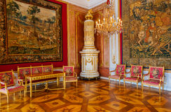 Österrike inre slott salzburg Royaltyfri Bild