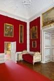 Österrike inre slott salzburg Fotografering för Bildbyråer