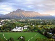 Österrike land salzburg royaltyfria foton