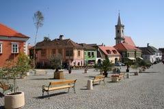 Österrike rost Arkivbild
