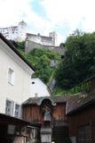 Österrike Salzburg, år 2011 Arkivbild