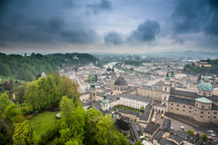 Österrike salzburg Royaltyfri Foto