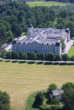 Österrike slott salzburg Royaltyfri Fotografi