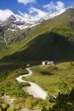 Österrike sommar Fotografering för Bildbyråer