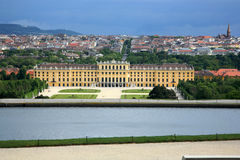 Österrike stad vienna Royaltyfria Foton