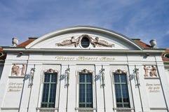 Österrike vienna Fotografering för Bildbyråer