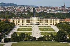 Österrike vienna Arkivfoto