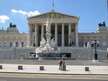 Österrike vienna Arkivbilder