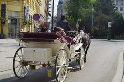 Österrike Wien Royaltyfria Foton
