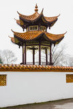 Österrike Wien, 10 mars 2016: Den kinesiska restaurangen i centret Royaltyfri Fotografi