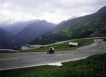 Österrikiska Alps Royaltyfri Bild