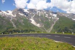 Österrikiska Alps Arkivfoto