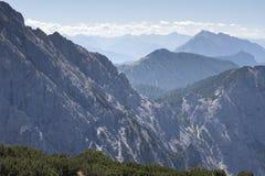 Österrikiska Alps Royaltyfria Bilder