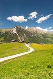österrikiska berg Arkivbilder