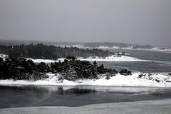 Östersjön Fotografering för Bildbyråer