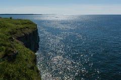 Östersjön kust Royaltyfria Bilder