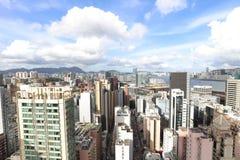Östlich Bereichs Tsim Sha Tsui HK lizenzfreies stockbild
