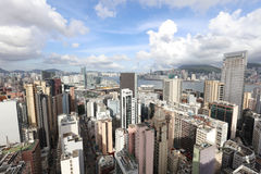 Östlich Bereichs Tsim Sha Tsui HK stockfotografie