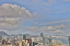 Östlich Bereichs Tsim Sha Tsui HK stockfoto
