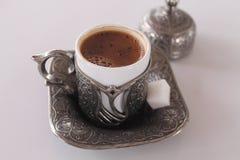 Östlich des Kaffees in einer Schale Stockfotografie