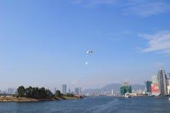 Östlich Kowloons von kwun Zange stockbild