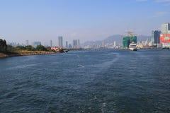 Östlich Kowloons von kwun Zange Lizenzfreie Stockfotos