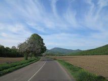 Östlich von Slowakei lizenzfreie stockbilder