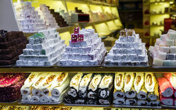 Östliche Bonbons stockfotografie