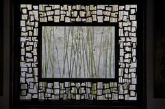Östliches Artfenster Lizenzfreies Stockfoto