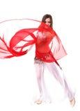 östlig dansare royaltyfri bild
