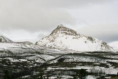 östlig glaciärnationalpark Royaltyfria Bilder