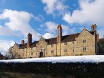 ÖSTLIG GRINSTEAD, VÄSTRA SUSSEX/UK - FEBRUARI 27: Sackville högskola Fotografering för Bildbyråer
