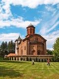 Östlig ortodox kristen kyrka fotografering för bildbyråer