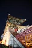 östlig port seoul Fotografering för Bildbyråer