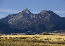 Östlig sida av det Klocka berget Royaltyfri Fotografi