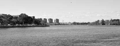 Östlig sida för NYC Arkivfoto