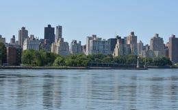 Östlig sida NY för Upper Arkivbilder