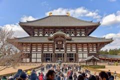 Östlig stor tempel Arkivbild