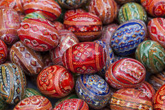 östliga ägg royaltyfria bilder