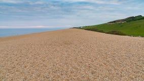 Östliga Bexington, Jurassic kust, Dorset, UK Arkivfoton