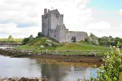 Östliga Dungory, Kinvarra, Co Galway Irland Juni 2017, Dunguaire Royaltyfri Bild