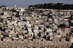 östliga jerusalem Royaltyfri Fotografi
