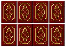 östliga medelnear neo utsmyckade ortodoxa tegelplattor Royaltyfri Fotografi