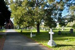 Östliga Perth kyrkogårdar Arkivfoton