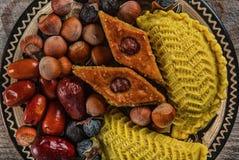 östliga sötsaker Royaltyfri Foto