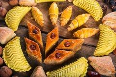 östliga sötsaker Royaltyfria Bilder