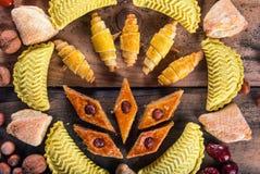 östliga sötsaker Royaltyfri Fotografi