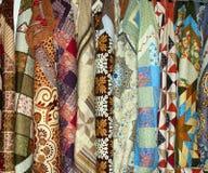 Östliga scarves Royaltyfri Fotografi