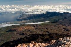 Östliga Tenerife Fotografering för Bildbyråer