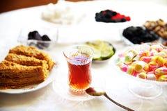 Östligt mutterte för turkisk fröjd royaltyfria foton